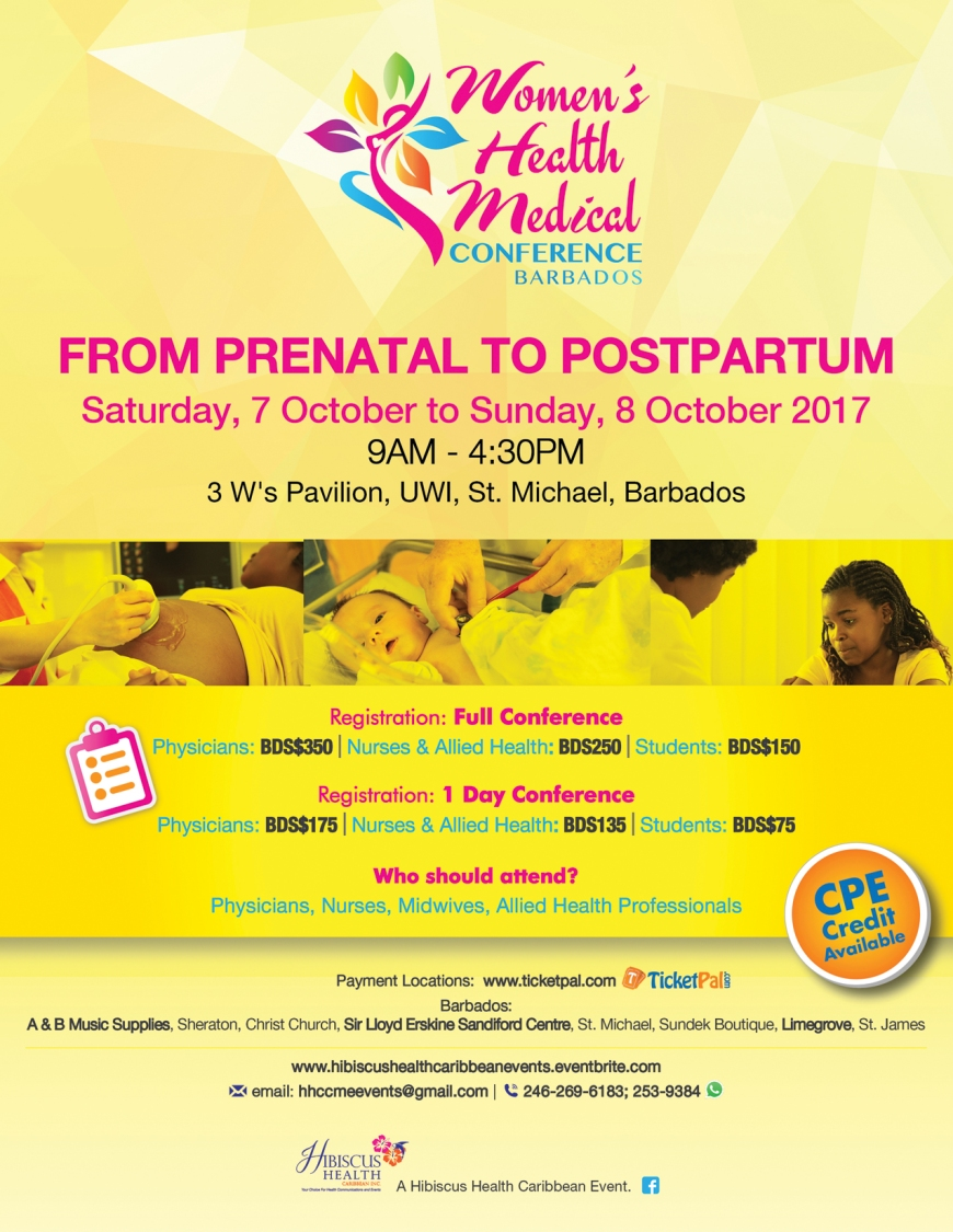 Hibiscus Health_Womens Health Medical Con_2017_Flyer
