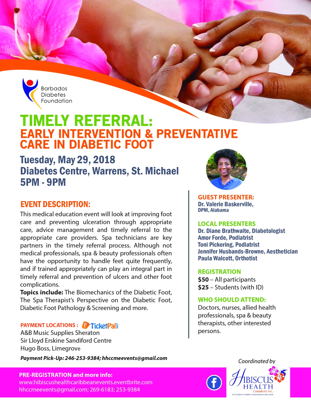 Timely Refferal Diabetic Foot Flyer-01