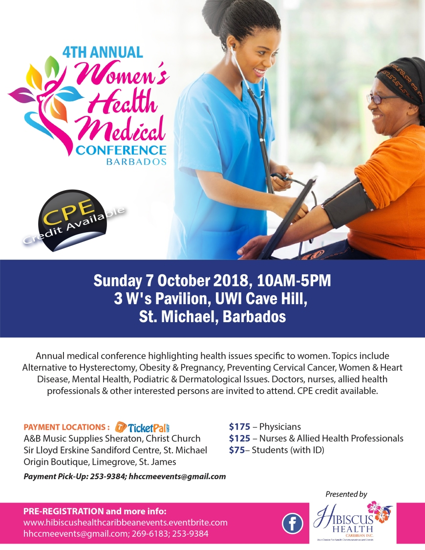 LQ Women's Health Medical Conference Flyer Printing-01